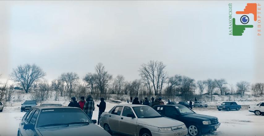 ледовые гонки балаково
